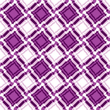 chaotical: Seamless violet abstract swirl pattern Illustration