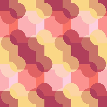 nebulosity: Seamless red tile pattern