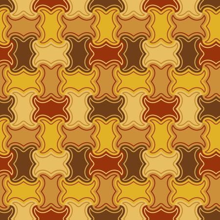 nebulosity: Seamless brown tile pattern