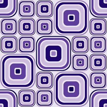 Seamless violet tile wallpaper. Also suitable as material pattern Illustration
