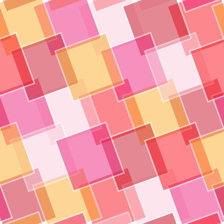 heather: Retro vivid seamless square background with hot color elements