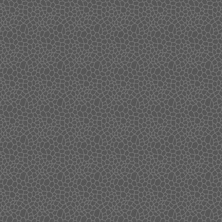 reptile skin: Grey seamless vector leather texture background pattern Illustration