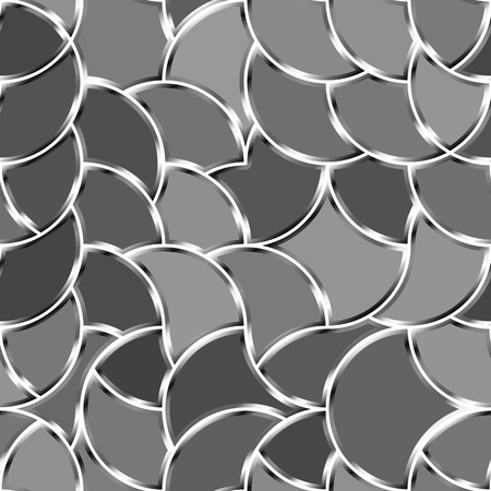 grey pattern: Seamless pattern with grey tiles