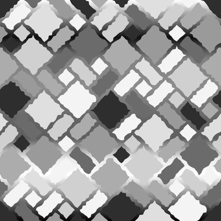 Seamless texture con piastrelle robusti uncolored Archivio Fotografico - 40384896