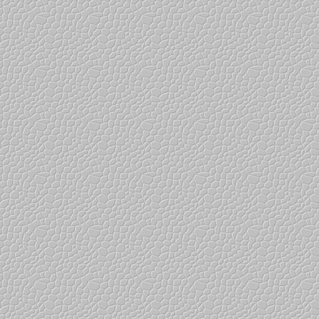 reptile skin: Light seamless vector leather texture background pattern