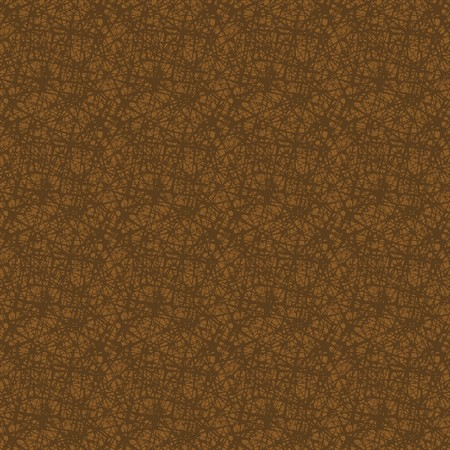 backcloth: Brown seamless vector leather texture background pattern Illustration