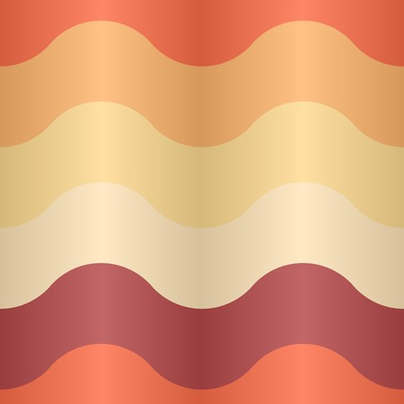 madras: Seamless abstract red pattern with hot waves
