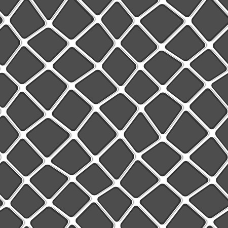 roughness: Seamless texture pattern with black rounded tiles