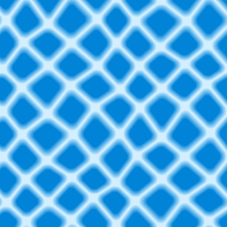 nebulosity: Seamless texture pattern with blue rugged tiles Illustration