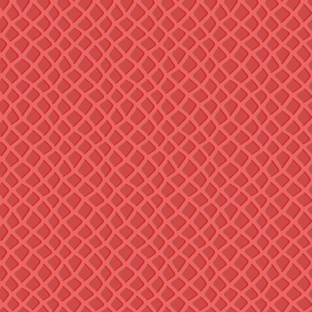 leather texture: Red seamless vector leather texture background pattern