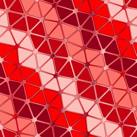 tiles texture: Seamless texture with red garnet tiles