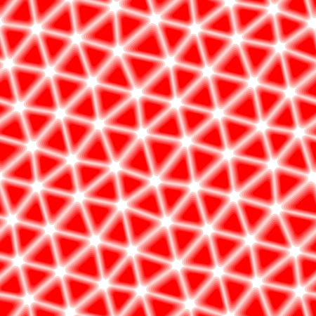 nebulosity: Seamless  texture with red tiles on white