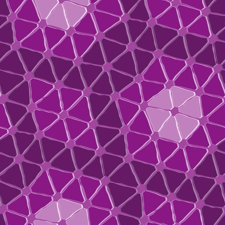 tiles texture: Seamless texture with violet triangle tiles
