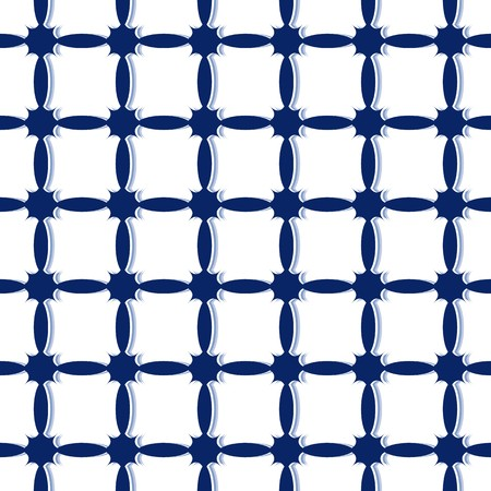 Fabric Texture: Modern stylish pattern of mesh. Repeating abstract background