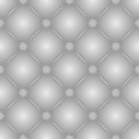 tufted: Grey pattern with tufted leather texture. Seamless background