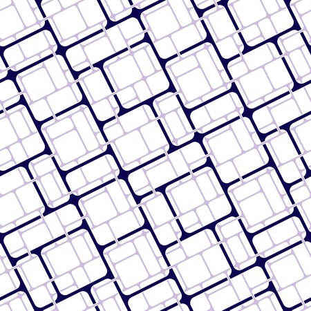 creative beauty: Modern stylish pattern of mesh. Repeating abstract background