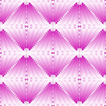 Seamless halftone pink abstract background