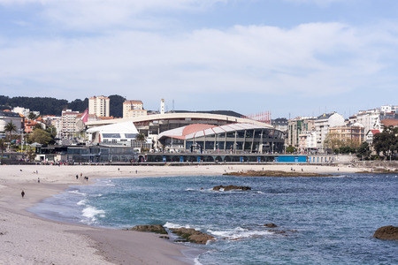 northern spain: beaches in northern Spain in the Atlantic