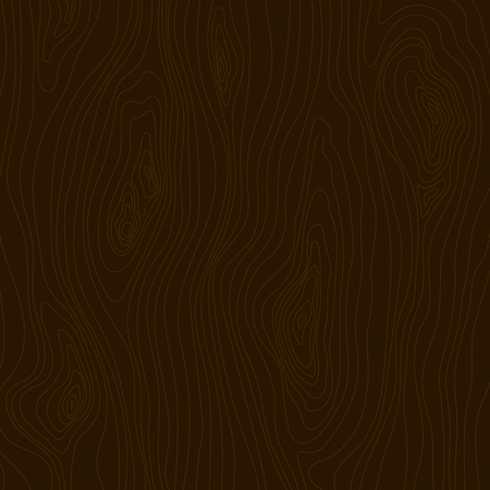 Color Wooden texture. Wood grain pattern. Abstract fibers structure background, vector illustration 矢量图像