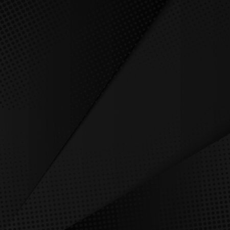 Abstract Halftone Background. Halftone Element on Dark Backdrop. Modern Geometric Motion Design Pattern. Vector Illustration 일러스트