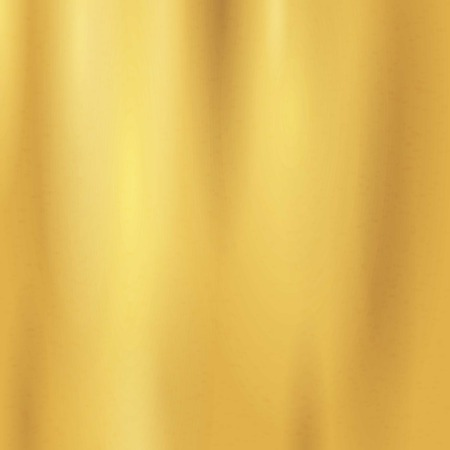 Gold texture seamless pattern. Light realistic, shiny, metallic empty golden gradient template. Abstract metal decoration. Design for wallpaper, background, wrapping, fabric etc. Vector Illustration Vettoriali