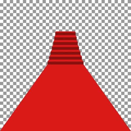 Red carpet vip.