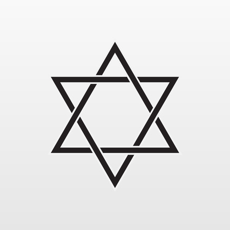 hexagram Illustration