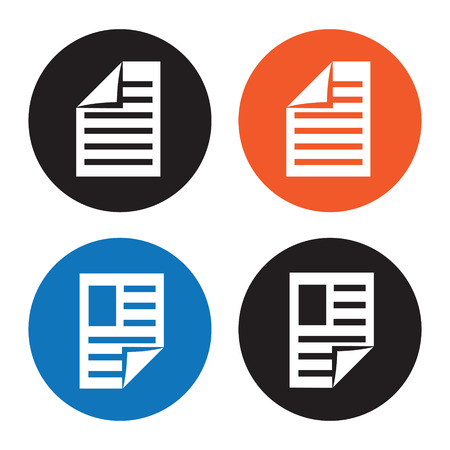 file transfer: Document Icons
