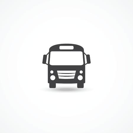 Bus icône