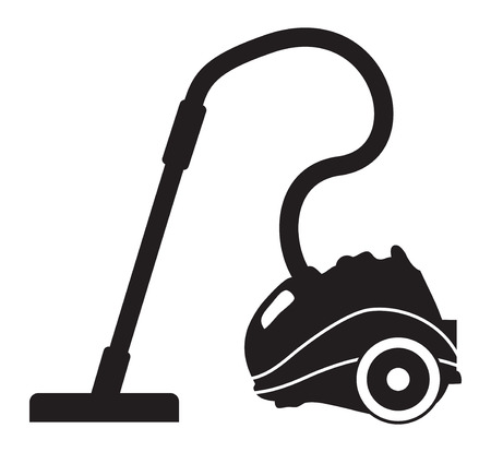 vacuum cleaner: Vacuum Cleaner Illustration