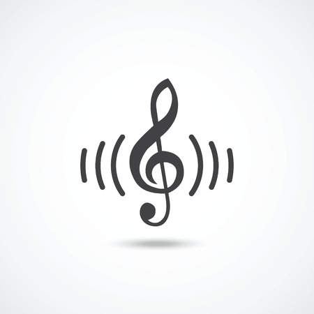 retro microphone: Music icon
