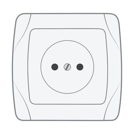 sockets: Electric household socket