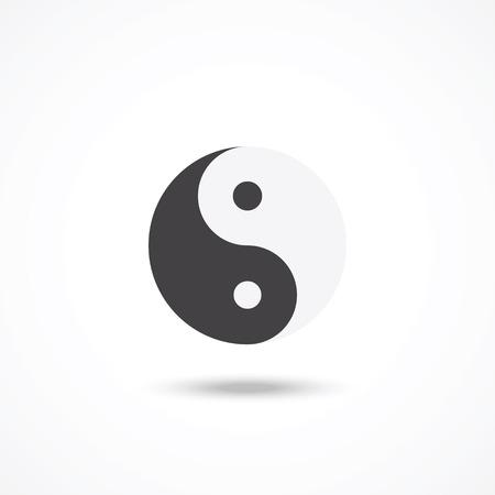 Ying ヤンのアイコン  イラスト・ベクター素材