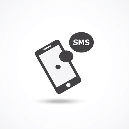 SMS のアイコン