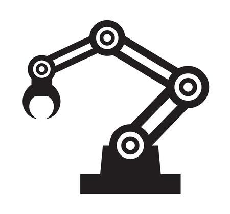Robot Hand  Standard-Bild - 26543660
