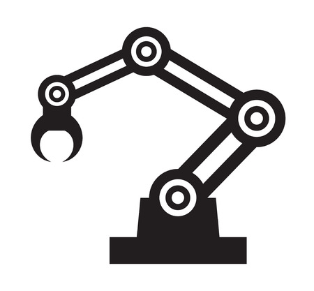 Robot main Banque d'images - 26543660
