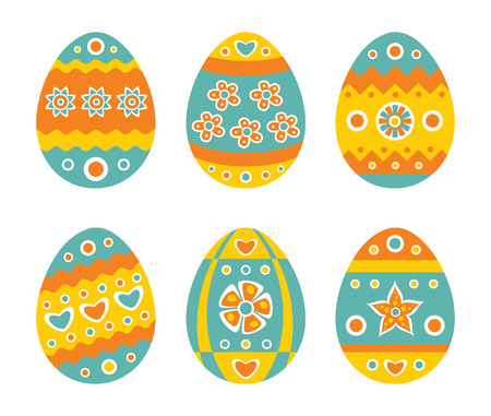 canvass: Easter eggs