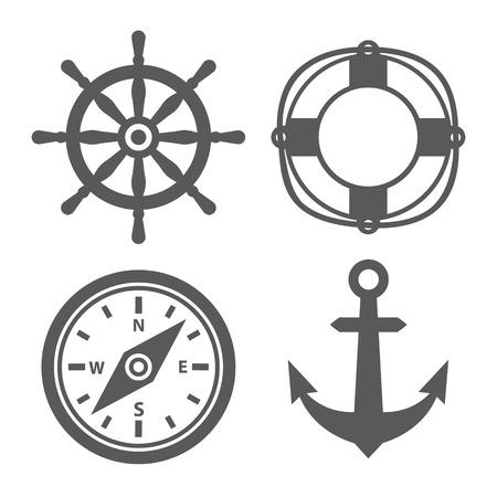 mariner: Marine icons