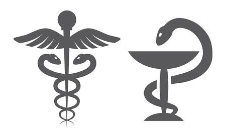 medical symbols: Medical symbols