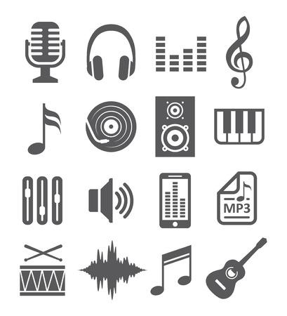 mixers: Music Icons
