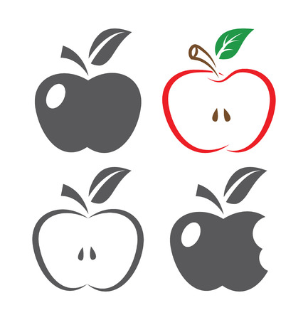 apple core: Apple Icons