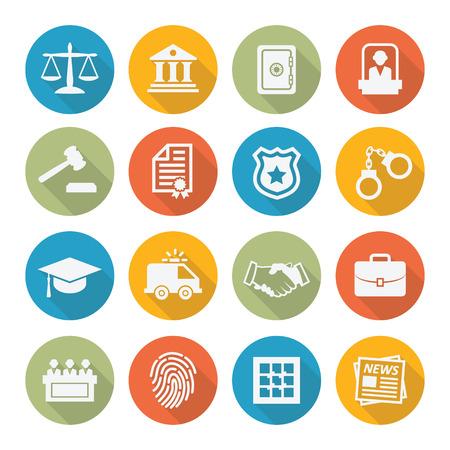 ley: Iconos Derecho