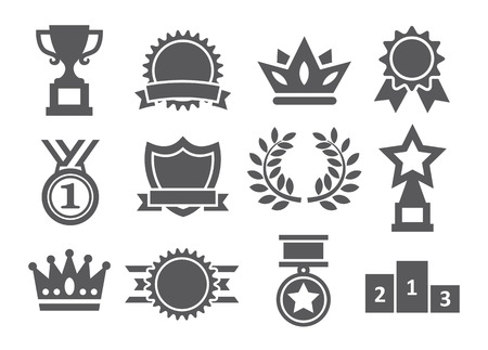 star award: Awards icons