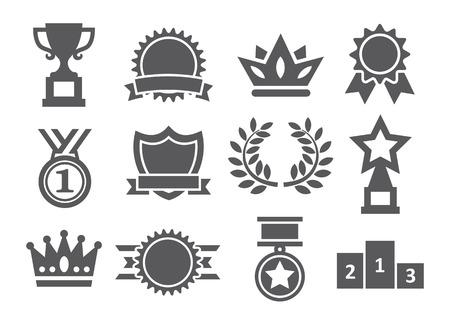reconocimiento: Premios iconos