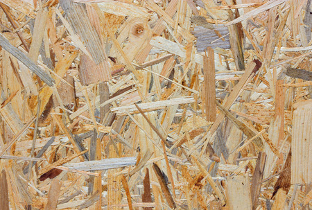 osb: Texture of an osb board