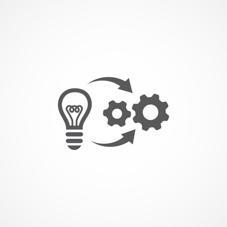 Implementation icon Illustration