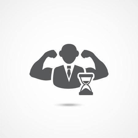 Self Discipline Icon