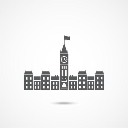 Icône Parlement Canada