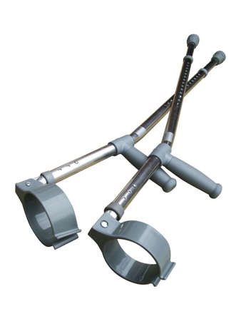 Crutches Stock Photo - 3192696