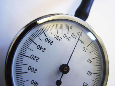 Blood pressure meter Stock Photo - 3192697